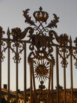 Versailles, les grilles
