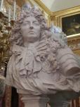 Louis XIV, buste, Chambre du Roy