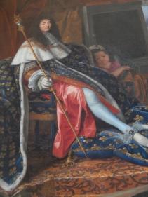 Louis XIV par Testelin, 1667/68