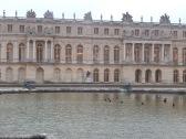 Versailles, facade