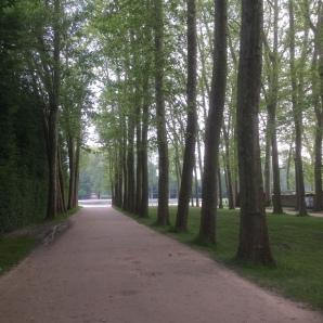 Versailles, les jardins