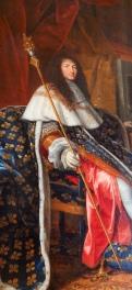 Louis XIV en costume de sacre, 1667/68